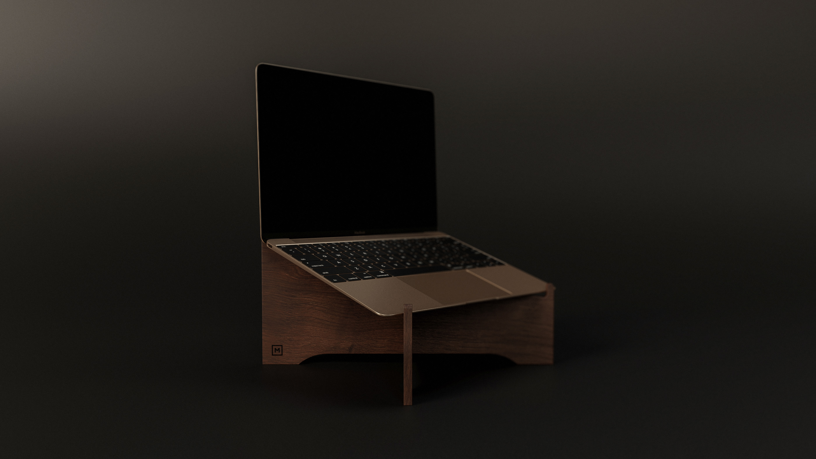 Macbook Stand - 2