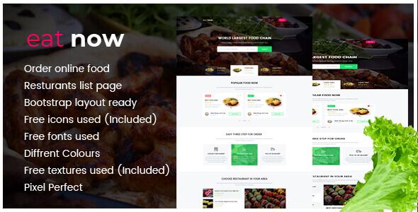 Oomato Market - Organic Store PSD Template - 8