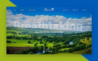 Redesigning the Visit Herefordshire Website (Experimental Project)