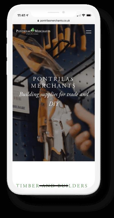 Pontrilas Merchants