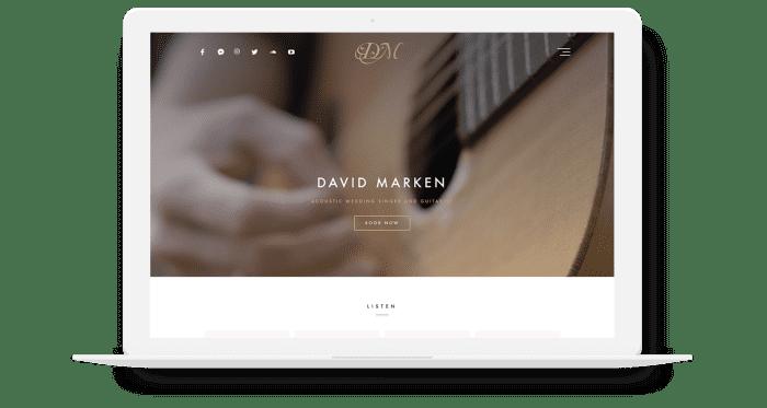 David Marken Promotional Image