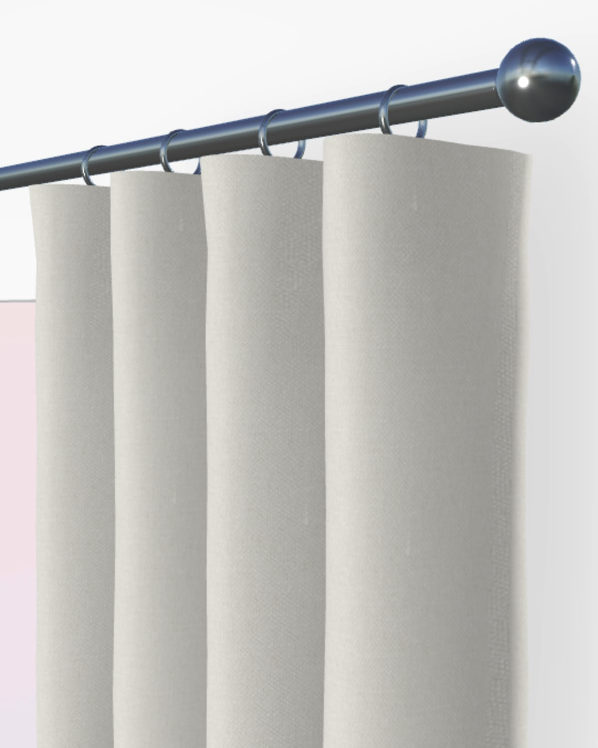 white made to measure blinds