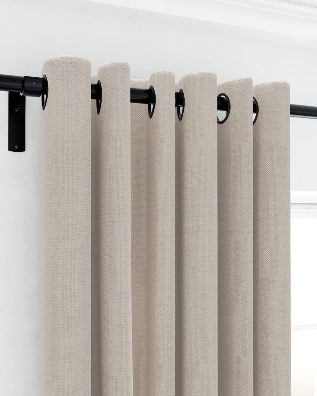 cream eyelet curtains