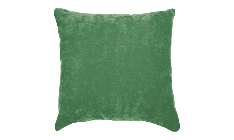 Green Velvet cushions