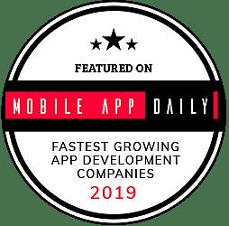 Fastest Growing App Development Companies