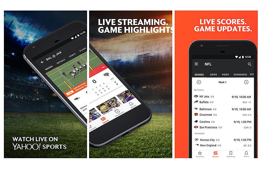 yahoo sports news