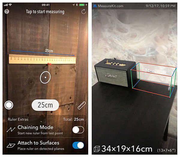 AR Measure Kit