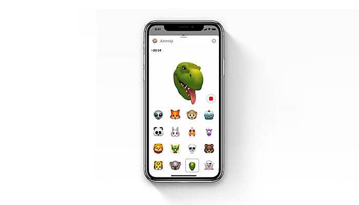 animoji for apple