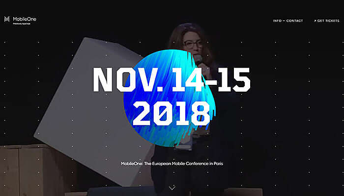 mobileone 2018
