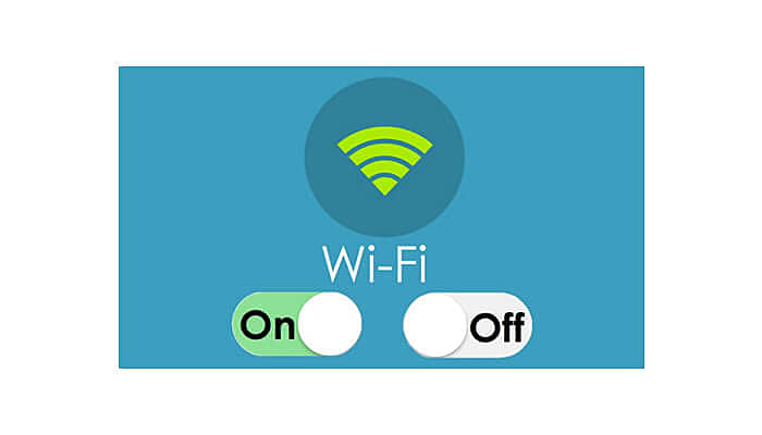 wifi enable in play store