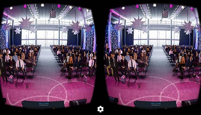 Public Speaking VR