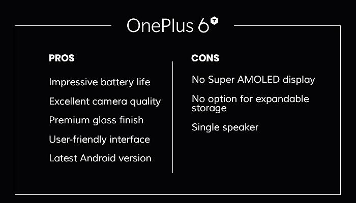 OnePlus 6T Price