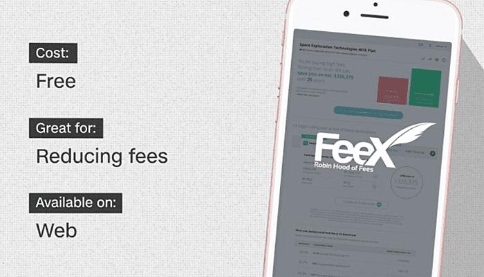 Feex Money Saving App