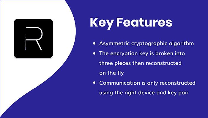 Ravn - Encrypted Messenger