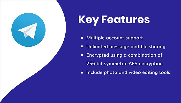 Telegram Mobile App