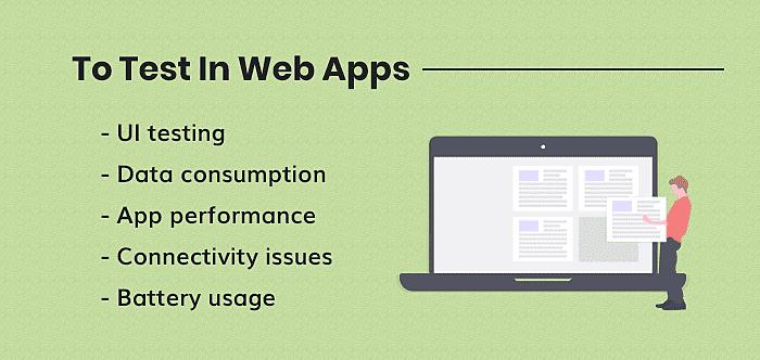 Web Apps test