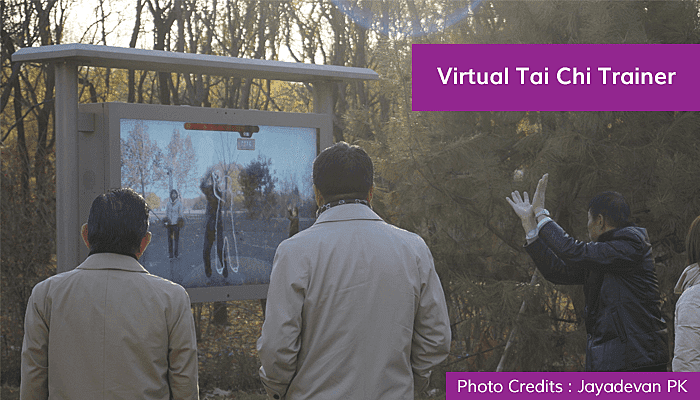 Virtual Tai Chi Trainer