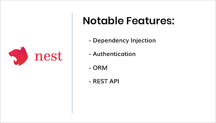 Features of Nest.js