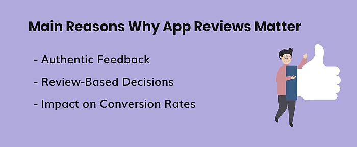 App Reviews Matter