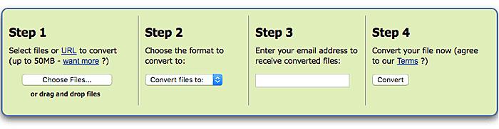 PDF To JPG Conversion Site