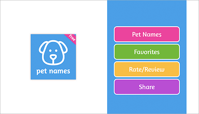 Smartphone App for Pets