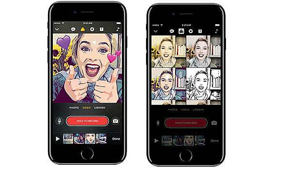 Apple Clip App