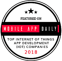 Top Internet of Things (IoT) App Development Companies