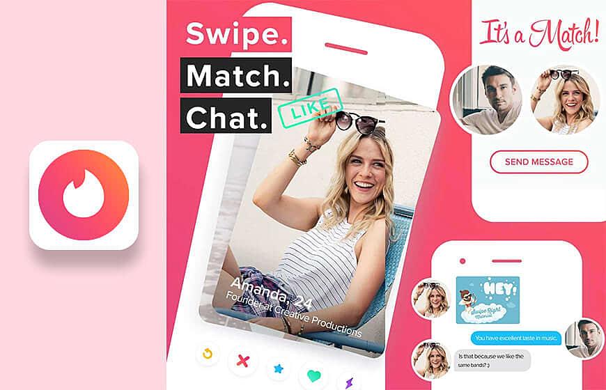 Tinder Online Dating Apps