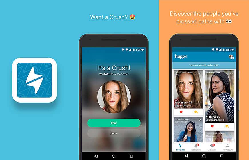 Happn best Dating App