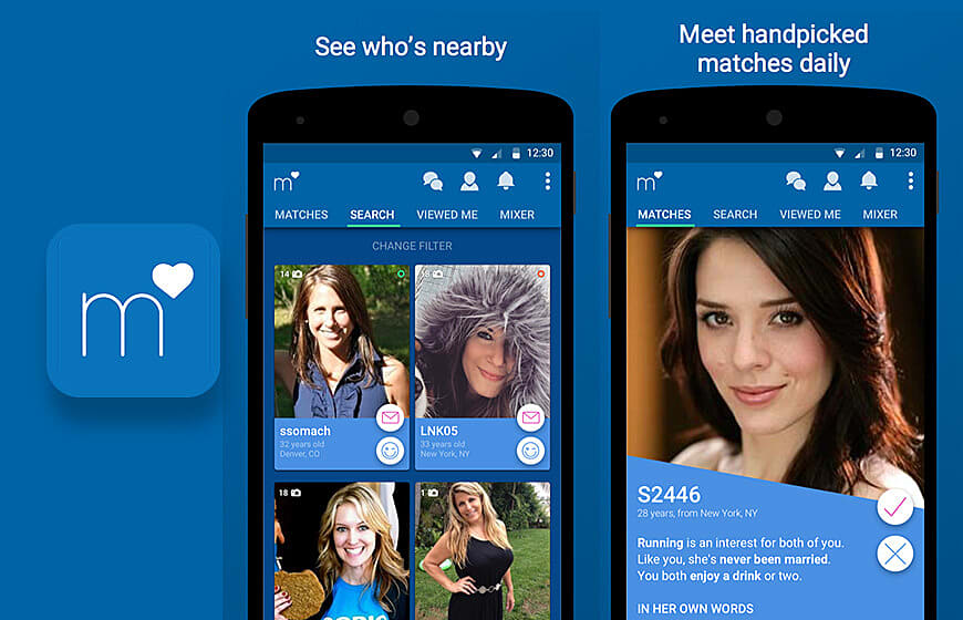 Match online Dating App