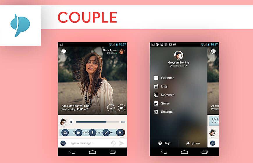 Couple app ios