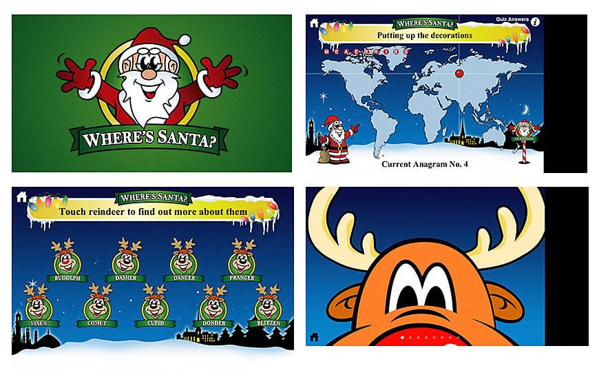 Where's Santa