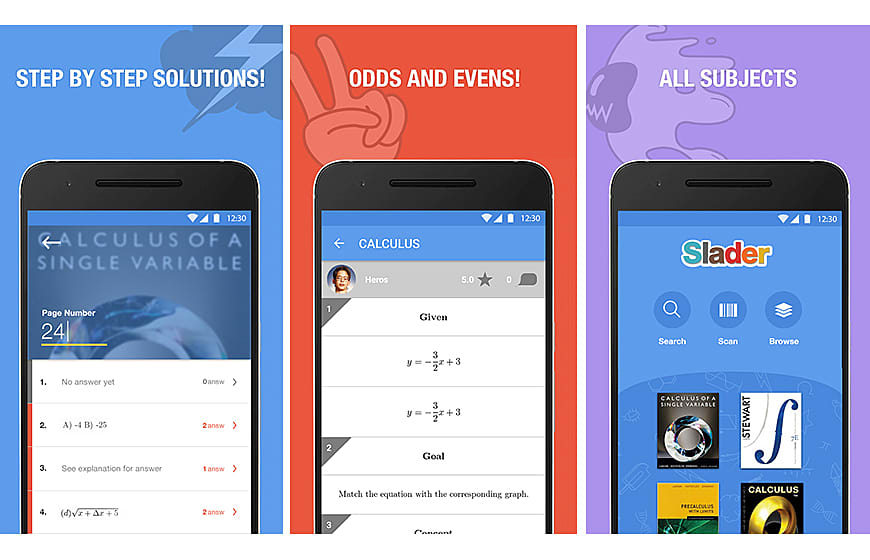 Sladder App