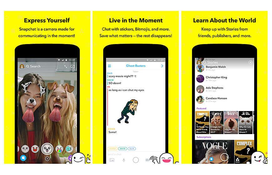 Snapchat Ar App