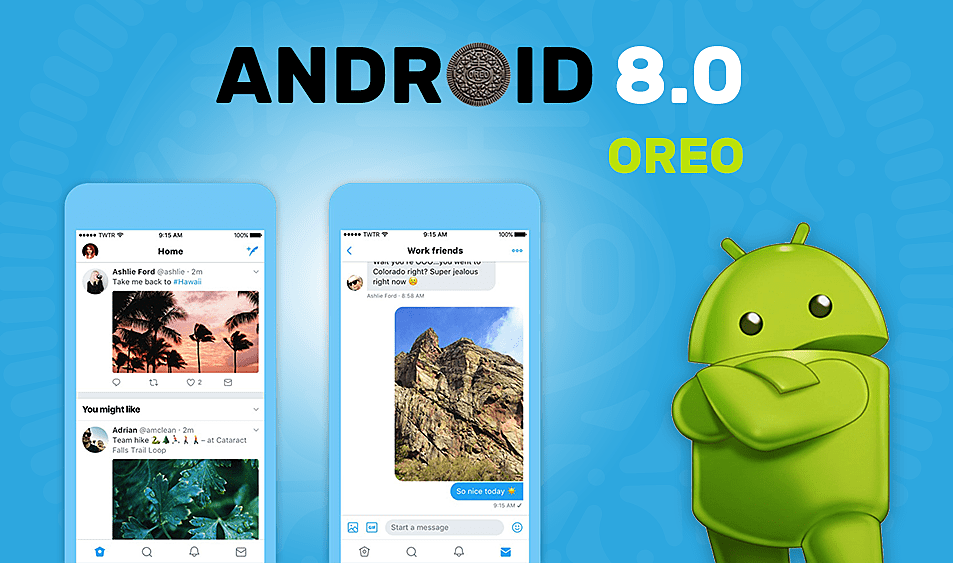 Android Oreo Feature