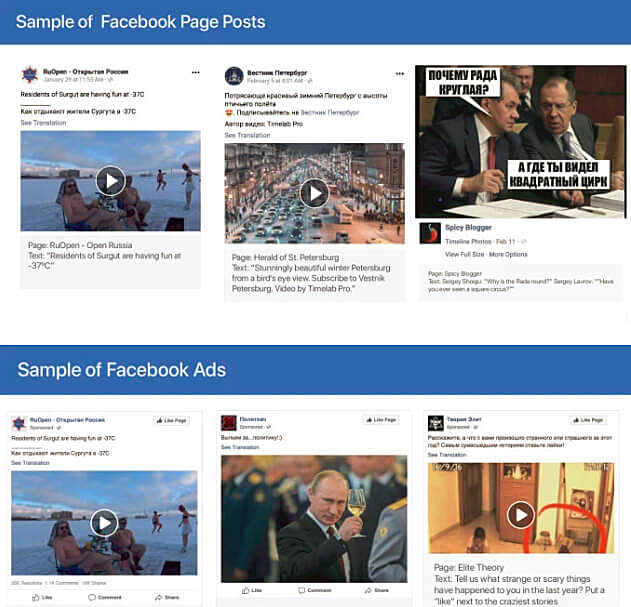 facebook russian trolls