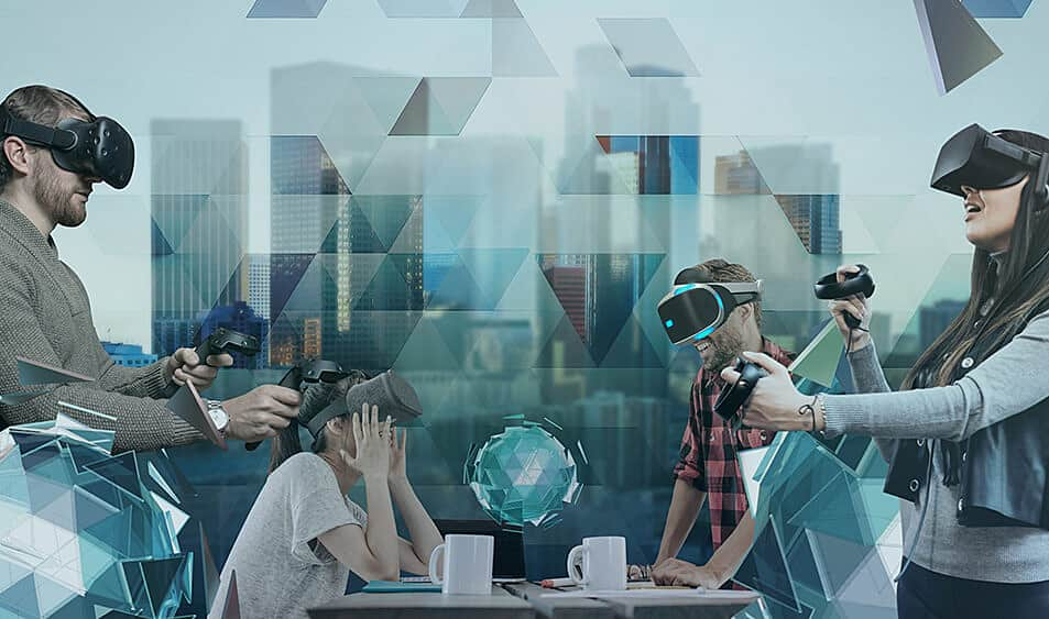 AR and VR in app development