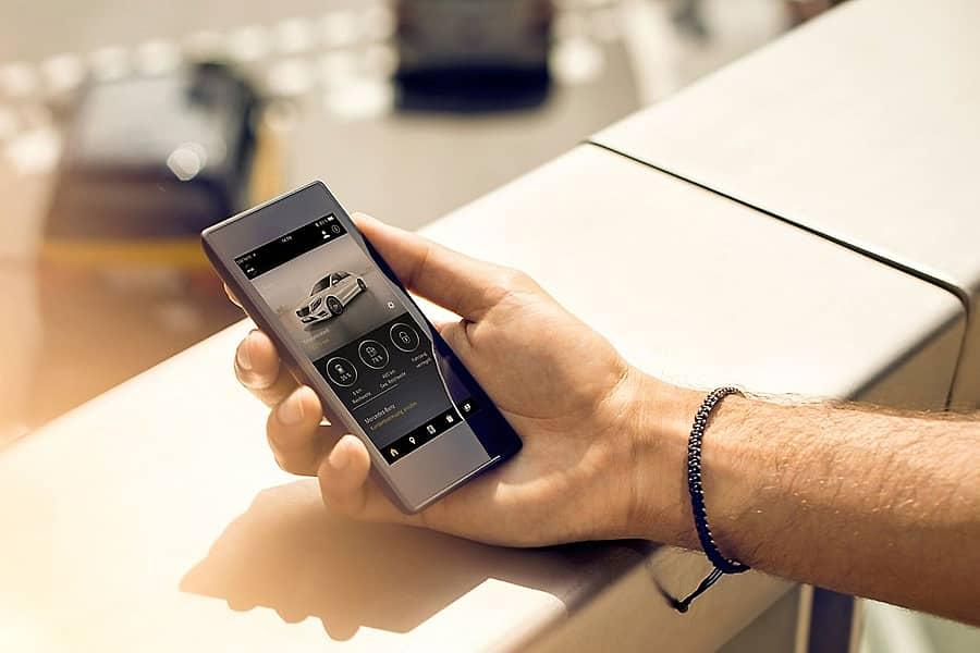 Mercedes Mobile App