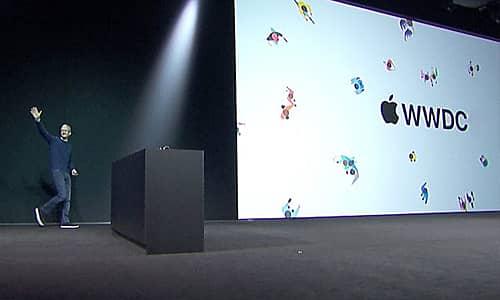 Guest speaker WWDC 2018
