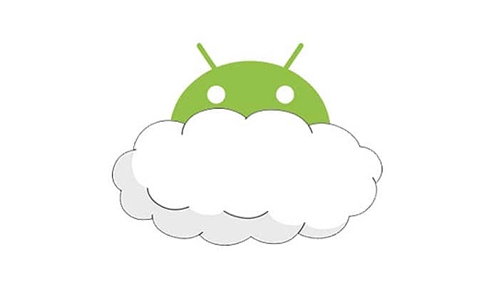 Android Cloud based apps