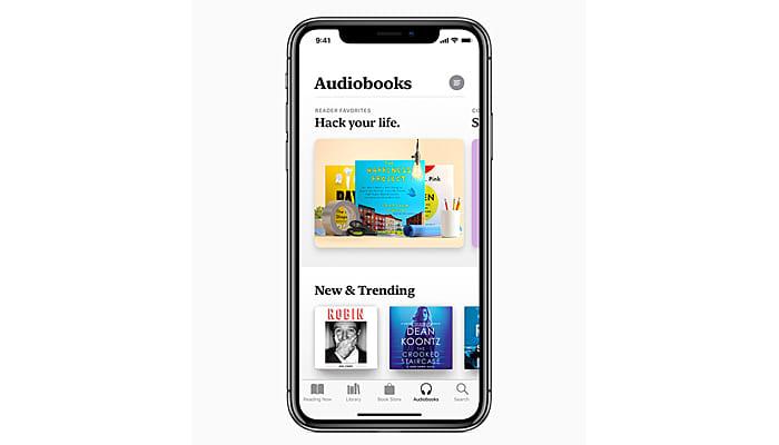 Audiobooks