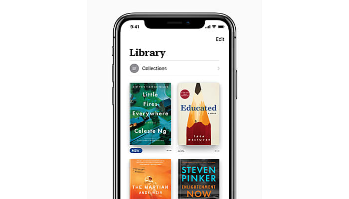 Apple Library