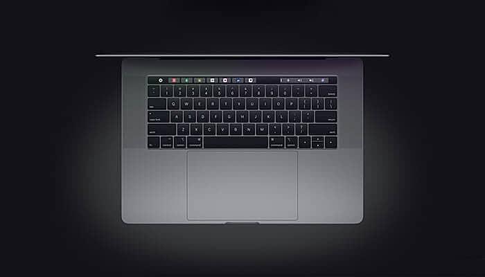 keyboard macbook