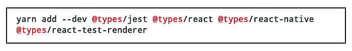 installing dependencies