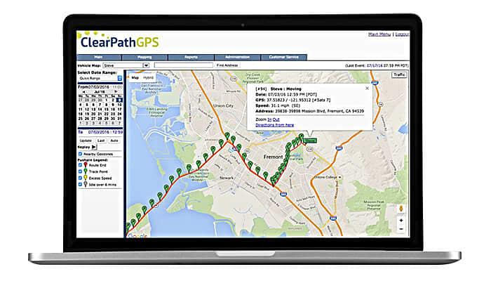 Clearpath GPS