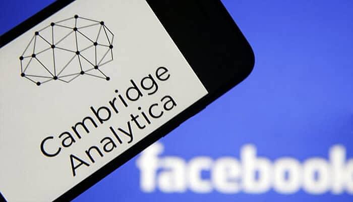 cambridge facebook issues