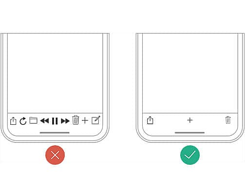 declutter the designing