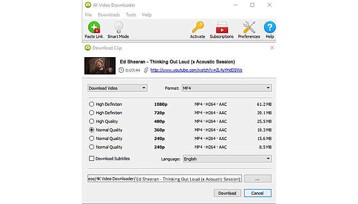 download video from video downloader