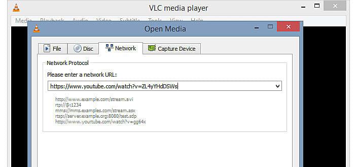 vlc downloader for videos