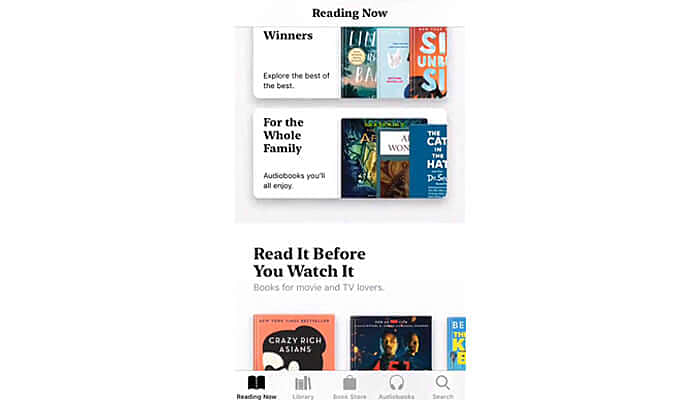Book and Stock app